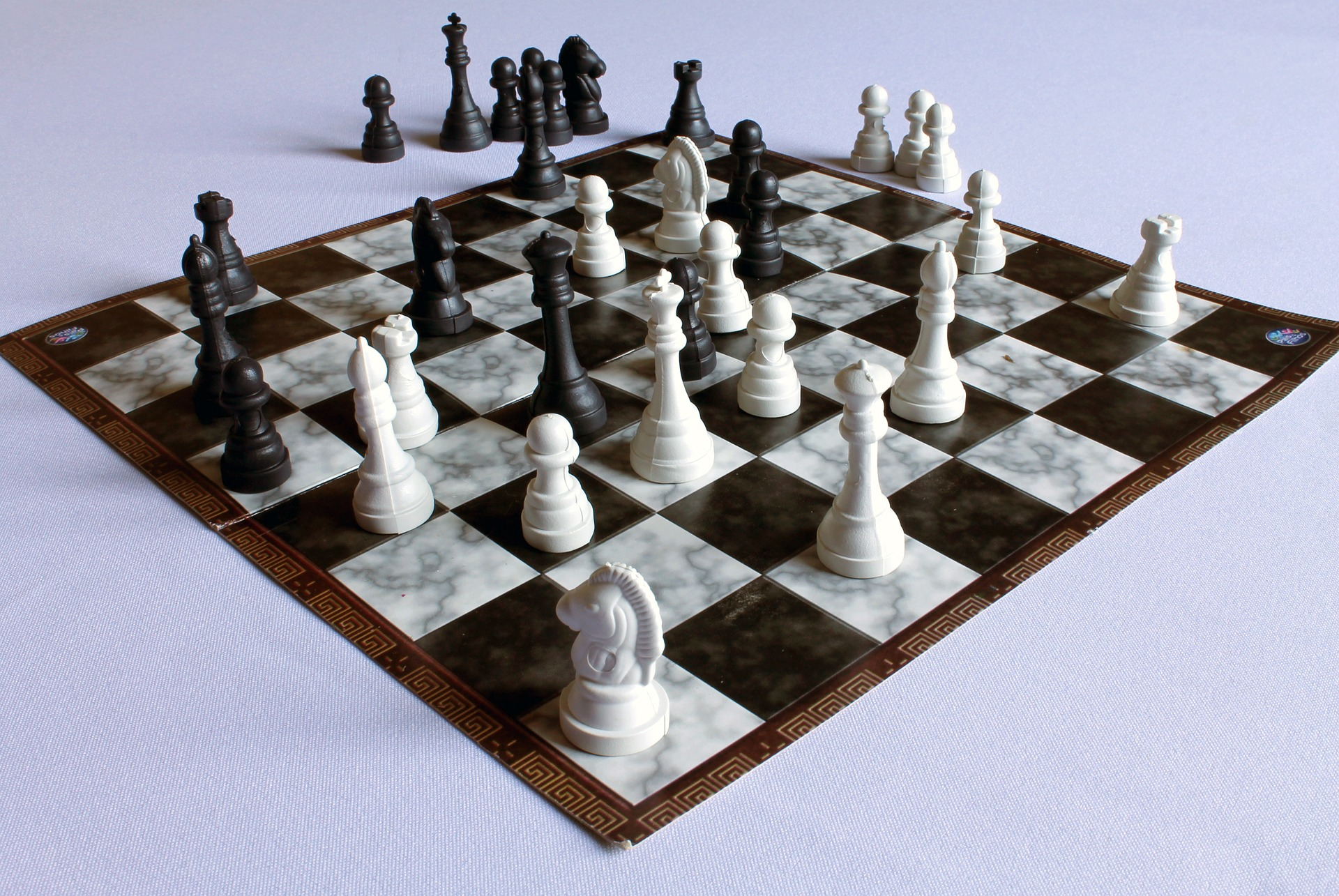 The Essential Elements of the Game of Chess