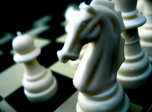 Chess as a Way to Sharpen the Mind